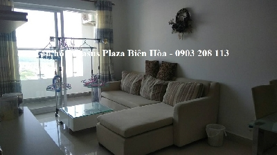 Apartment for rent in Bien Hoa in Pegasus Plaza - Furnished