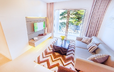View Located of The Pegasus Plaza apartment for rent in Bien Hoa