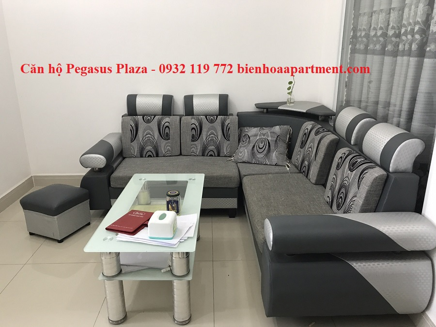 Apartment in Bien Hoa City For Rent, 2 bedrooms, furnished