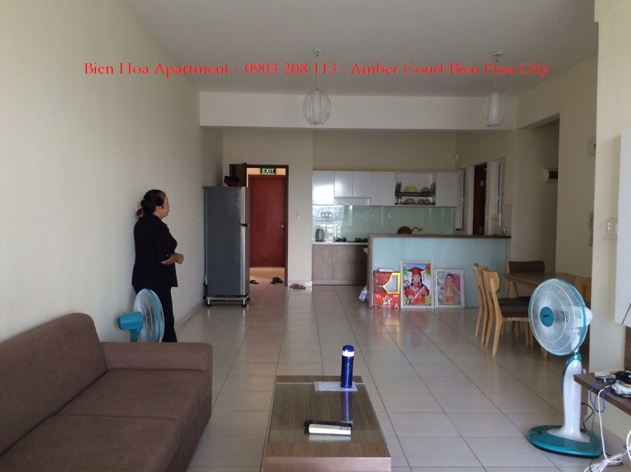 Nice Apartment for rent in Amber Court - 2 bedrooms - Furnished