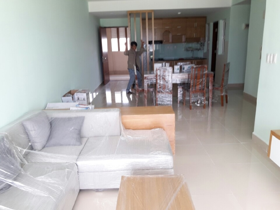 Rental apartment Amber Court in Bien Hoa