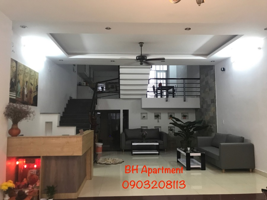 One bedroom in Bien Hoa City of BH Serviced apartment