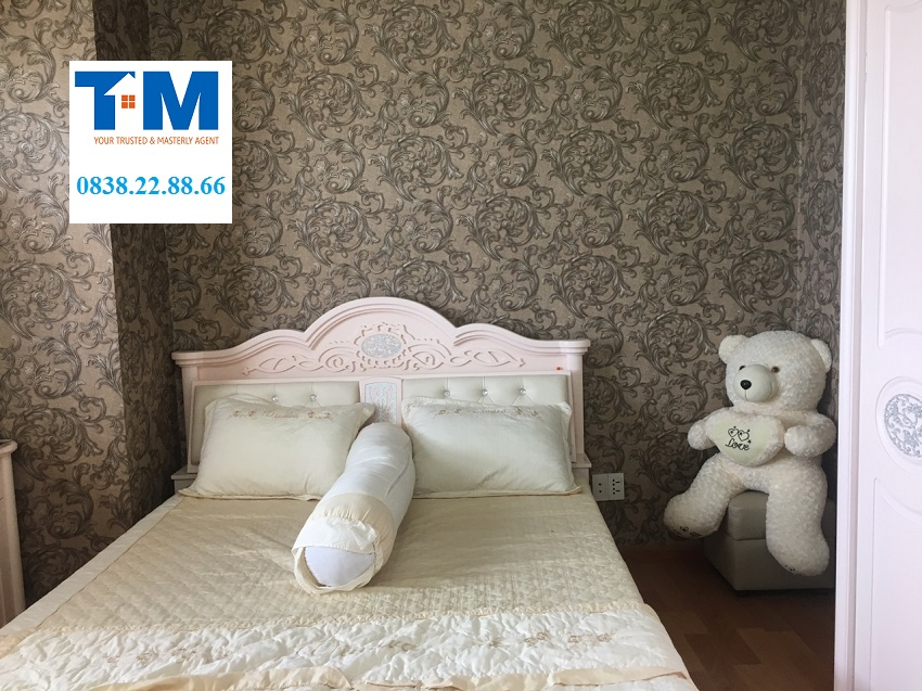 Apartment 2 bedrooms for rent in Bien Hoa City near AMATA Industrial Park
