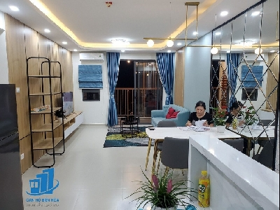 Good apartment for rent in Topaz Vo Thi Sau 77m2 | 2 bedrooms