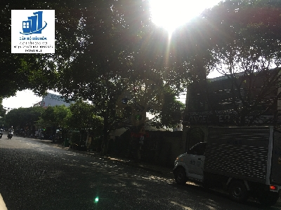Land frontage Phan Trung Street in Bien Hoa City for rent - DT10.TMA