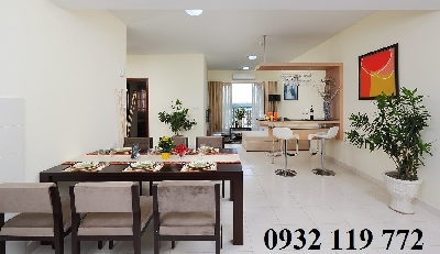 Apartment for rent in Bien Hoa City in Amber Court Apartment