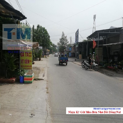 Sell land near Phu Tho market-Trang Dai, 300m - 5.3 billion