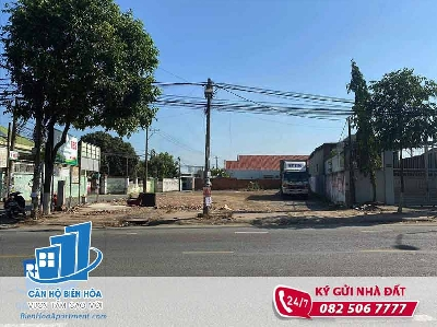Selling 850m2 land in Buu Hoa Ward - ĐB77