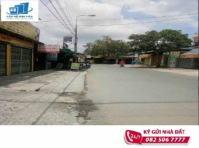 Land for sale 636,3m2 - 3,3 billion at Phu Tho, Bien Hoa-DB52TDA