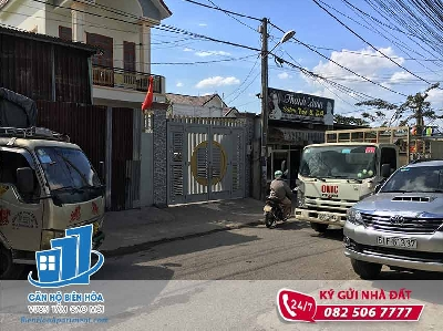 Selling land lot in Trang Dai ward - ĐB69