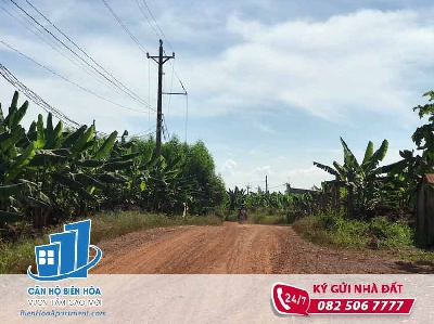 Needs to sell 6074m2 land in Cay Gao-Trang Bom