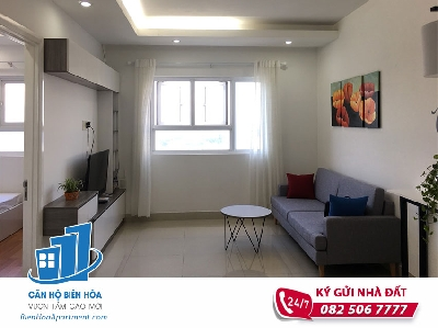 Apartment For Rent In Bien Hoa City Near Amata Industrial Park - PS58