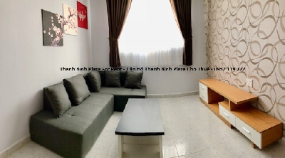 Brand new apartment for rent in Thanh Binh Plaza, Corner apartment