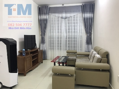 Nice Apartment for rent in Son An Plaza Bien Hoa City, Dong Nai Province-SA61