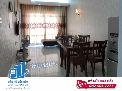 Apartment 2Bed For Rent In Bien Hoa City - PS94