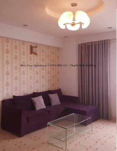 Apartment for rent in Thanh Binh Bien Hoa City, Furnished Apartment