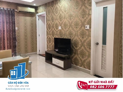 Bien Hoa Apartment for Rent, 2 bedroom With Nice Furniture PS66