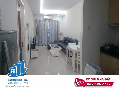 Apartment For Rent In Pegasus Plaza at Bien Hoa Nice Furniture