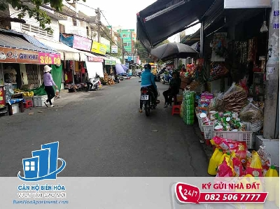 House for rent near Phan Trung market, Bien Hoa city