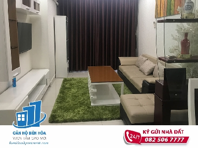 Apartment For Rent In Bien Hoa City, Pegasus Plaza Bien Hoa Near Amata Industrial Park