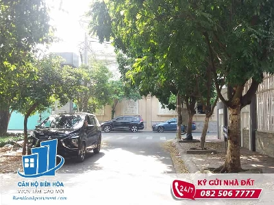 Land for sale in D2D residential area, Thong Nhat ward