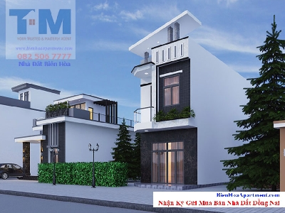 House for sale in Bien Hoa City, It's 50m near Nguyen Thi Ton street - 17