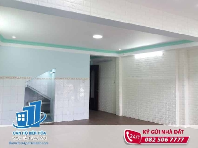 House for sale in front of Le Van Duyet P.An Binh - NB111ABI