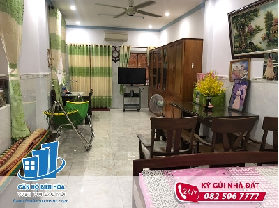 House for sale near Dong Nai police, Kp1, Tan Tien Ward - NB64