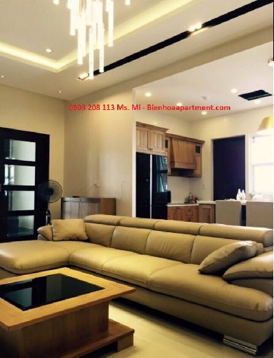Really nice Penthouse for rent in Amber Court Bien Hoa City
