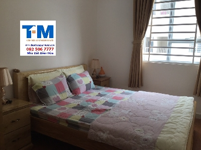 Fully Furnished 2-bedrooms Apartment for rent in Sơn An Plaza Biên Hòa