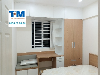 Sơn An apartment for rent, 2 bedroom, nice furniture for rent 10million