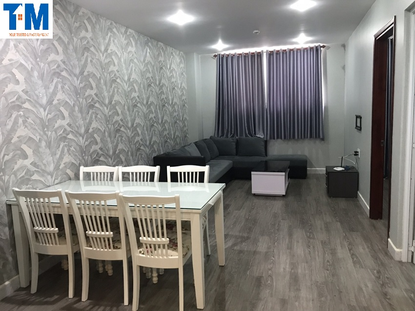 Thanh Binh Plaza for rent, Full furniture