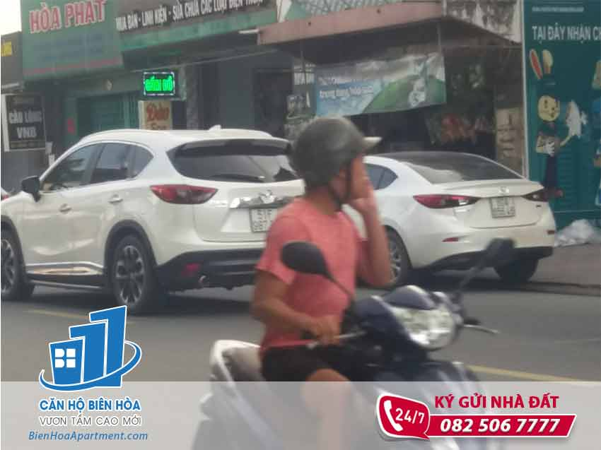Selling land at Tam Hiep ward, Bien Hoa, Dong Nai - ĐB37