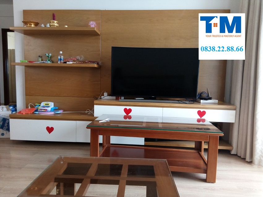 Nice Apartment for sale in Amber Court apartment, Dong Nai Province