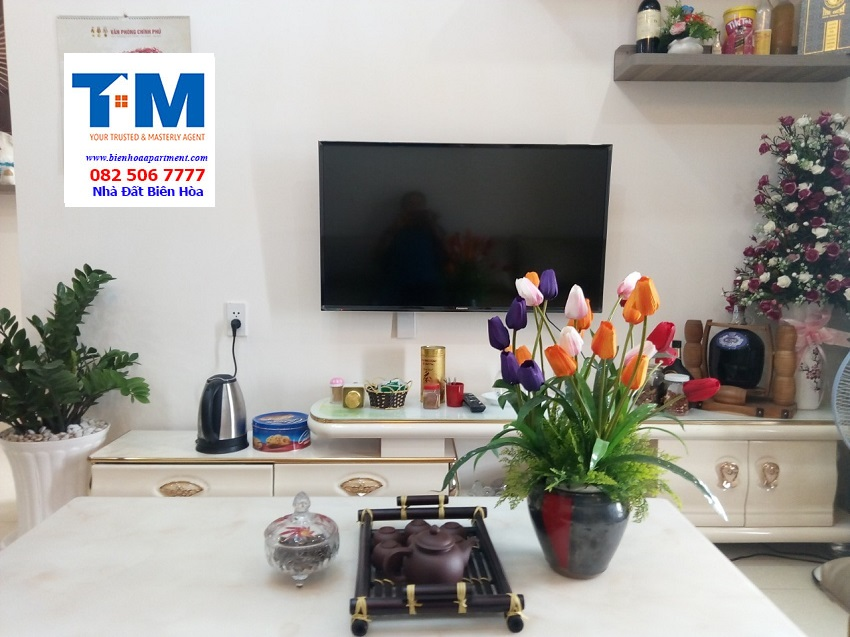 New Apartment With New Furniture For Rent At Sơn An Plaza Bien Hoa