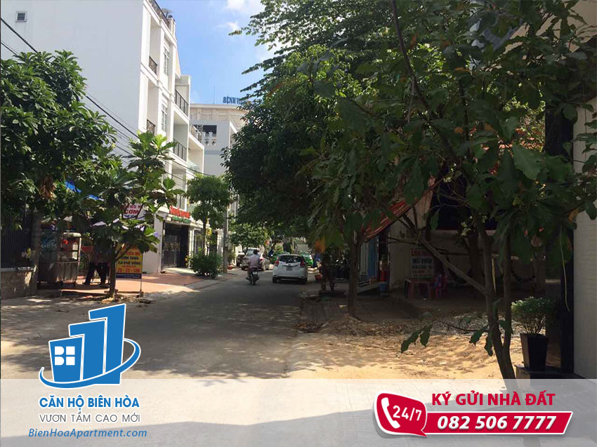 Villa D2D residential area for sale, Thong Nhat Ward, Bien Hoa - NB61TNH