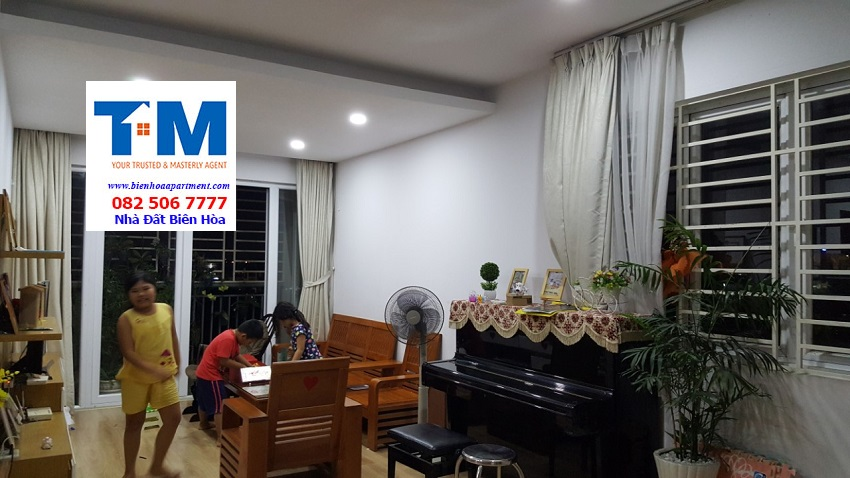 Apartment 3 bedrooms Sale or Rent at Amber Court Bien Hoa