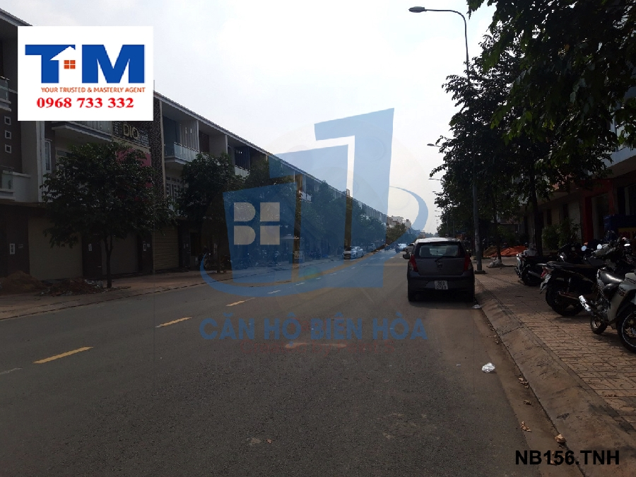 House for sale Vo Thi Sau - Bien Hoa - NB156