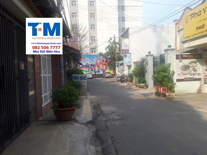 Sale of house At An Binh Ward 80m2, 80m from Sonadezi building