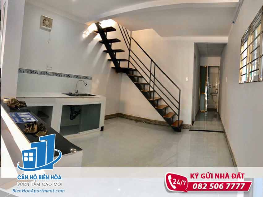 Sell a new house 200m from Bui Huu Nghia street
