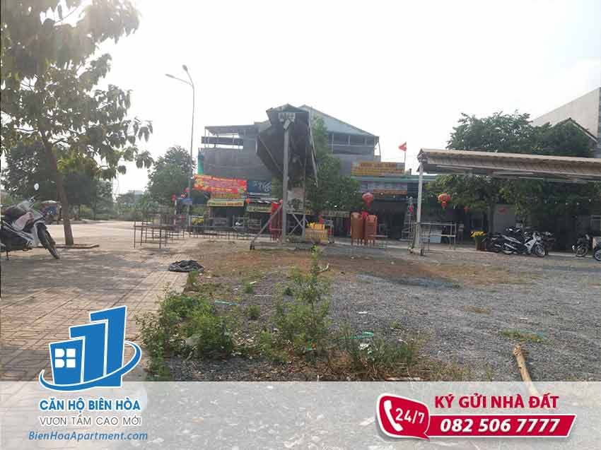 Needs to sell 72m2 land at Thong Nhat ward - ĐB66