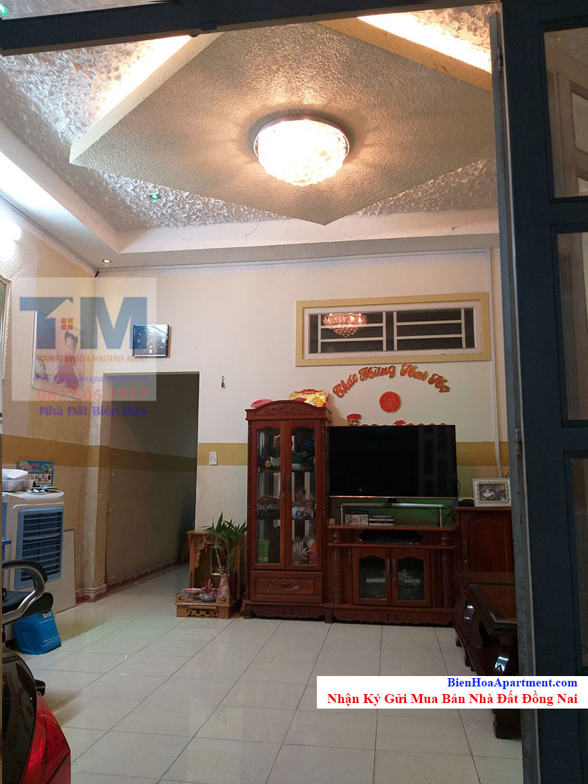 Selling houses in Trang Dai Ward, 300m from Trang Dai Market - NB32