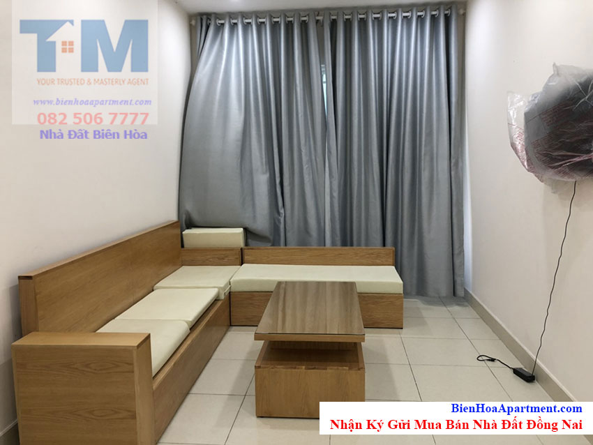 Nice Apartment 2 Bedrooms For Rent In Son An Plaza - SA71