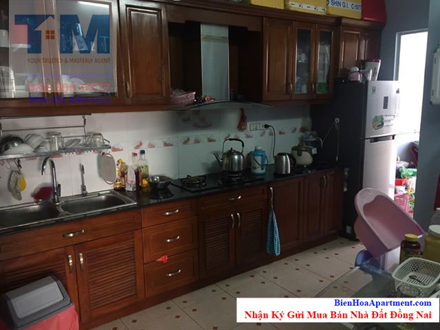 Apartment 2 Bedrooms For Sale In Thanh Binh Bien Hoa - TB04