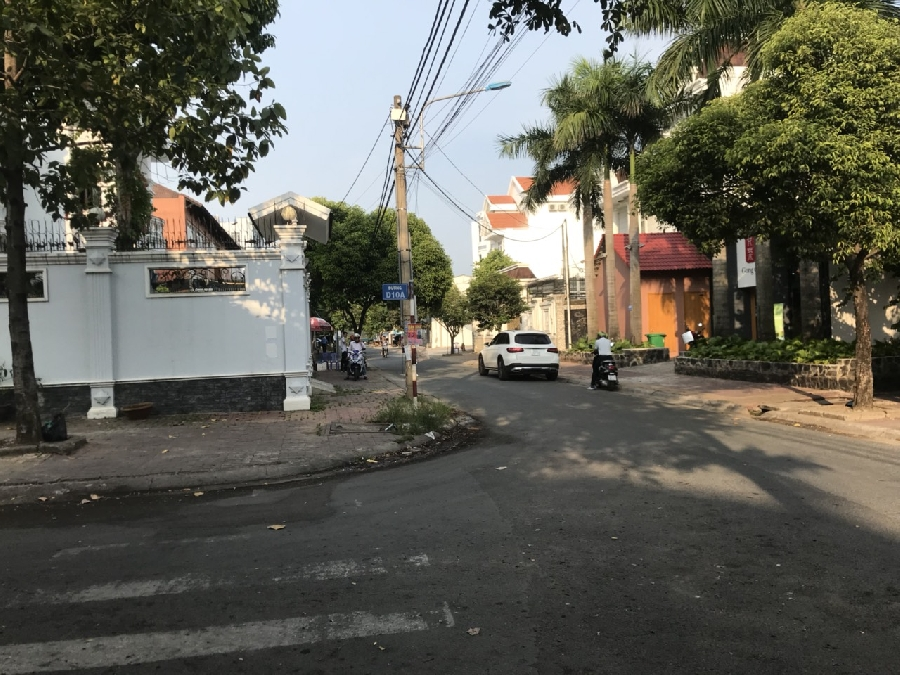 Villa Land For Sale In D2d, Bien Hoa Đong Nai Center