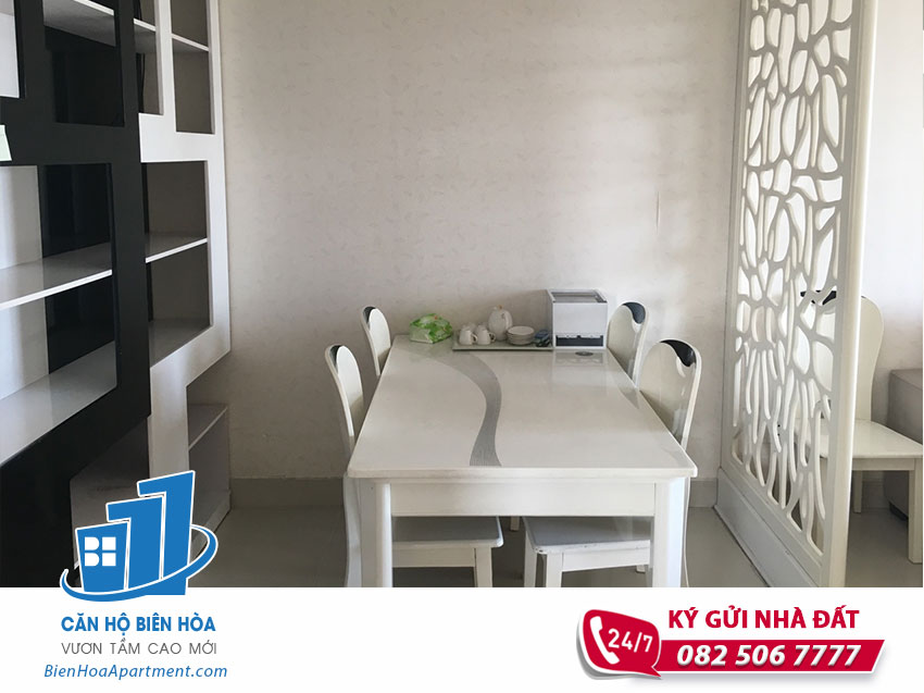 More Apartment for rent in Pegasus Plaza Bien Hoa Nice Furniture And Move In Anytime