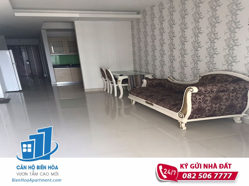 Nice Apartment With 2 bedrooms For Rent In Pegasus Plaza Bien Hoa
