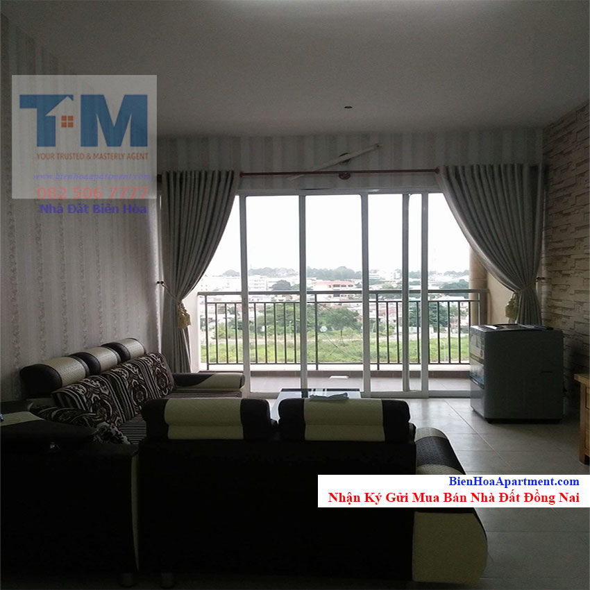 3 Bedrooms Apartment at Amber Court Bien Hoa For Sale, 107Sqm - AB28