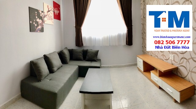 Nice Apartment For Rent at Thanh Binh Plaza Bien Hoa City, Dong Nai Province