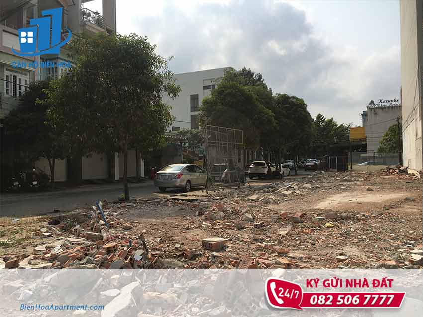 Land for rent 30m from Vo Thi Sau street - ĐT14.TNH